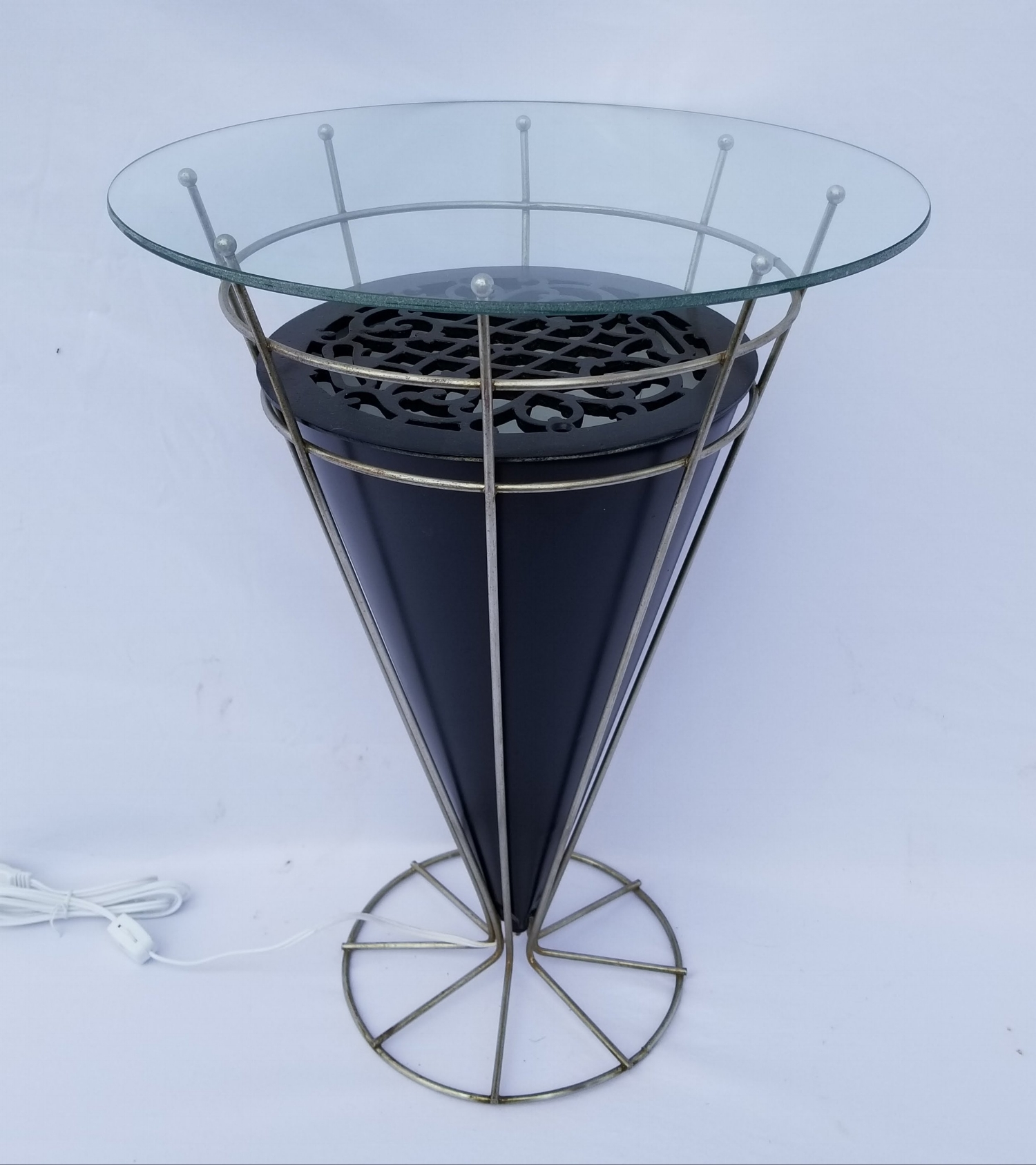Umbrella Stand End Table I