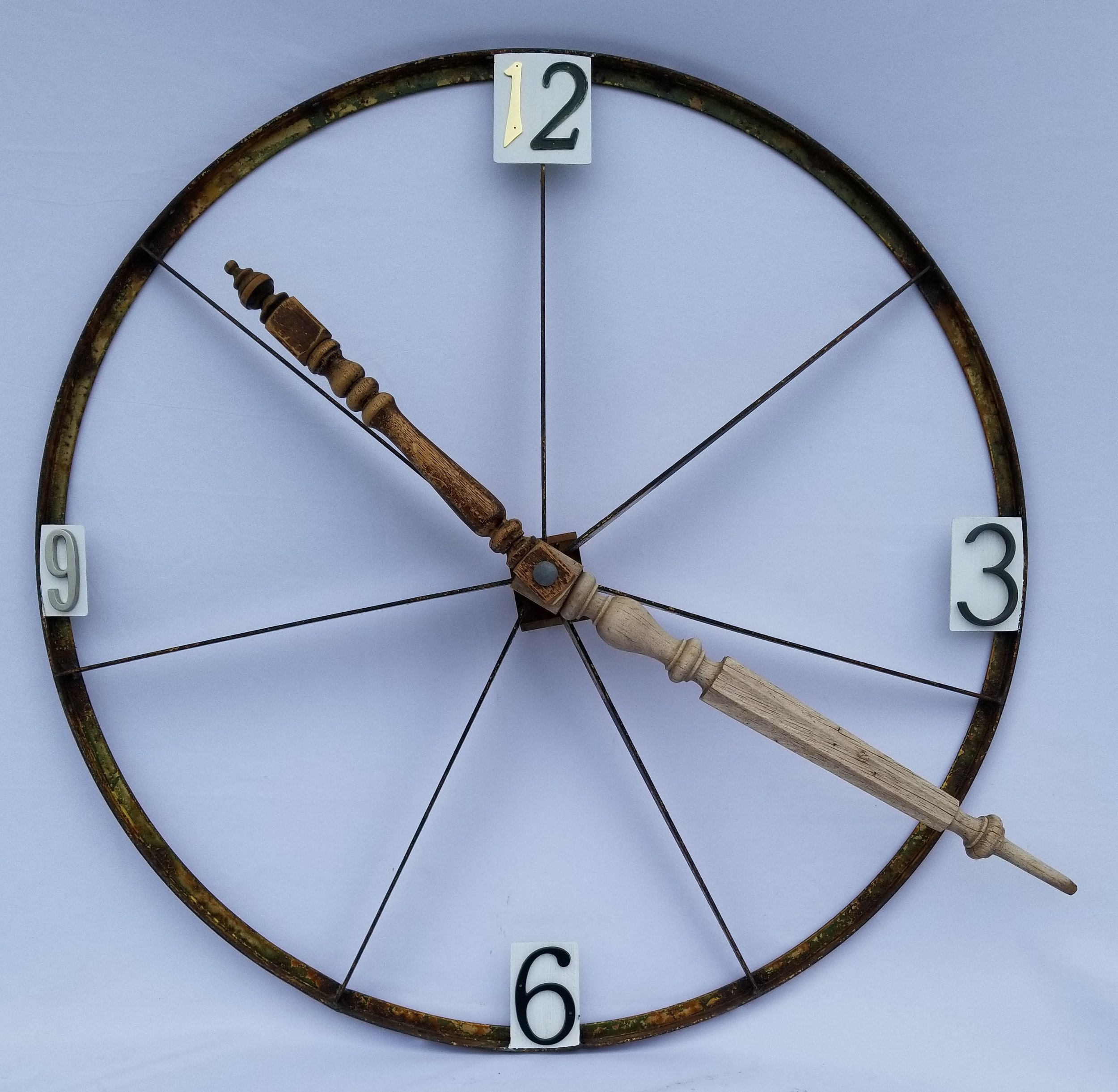 Clock Wheel II