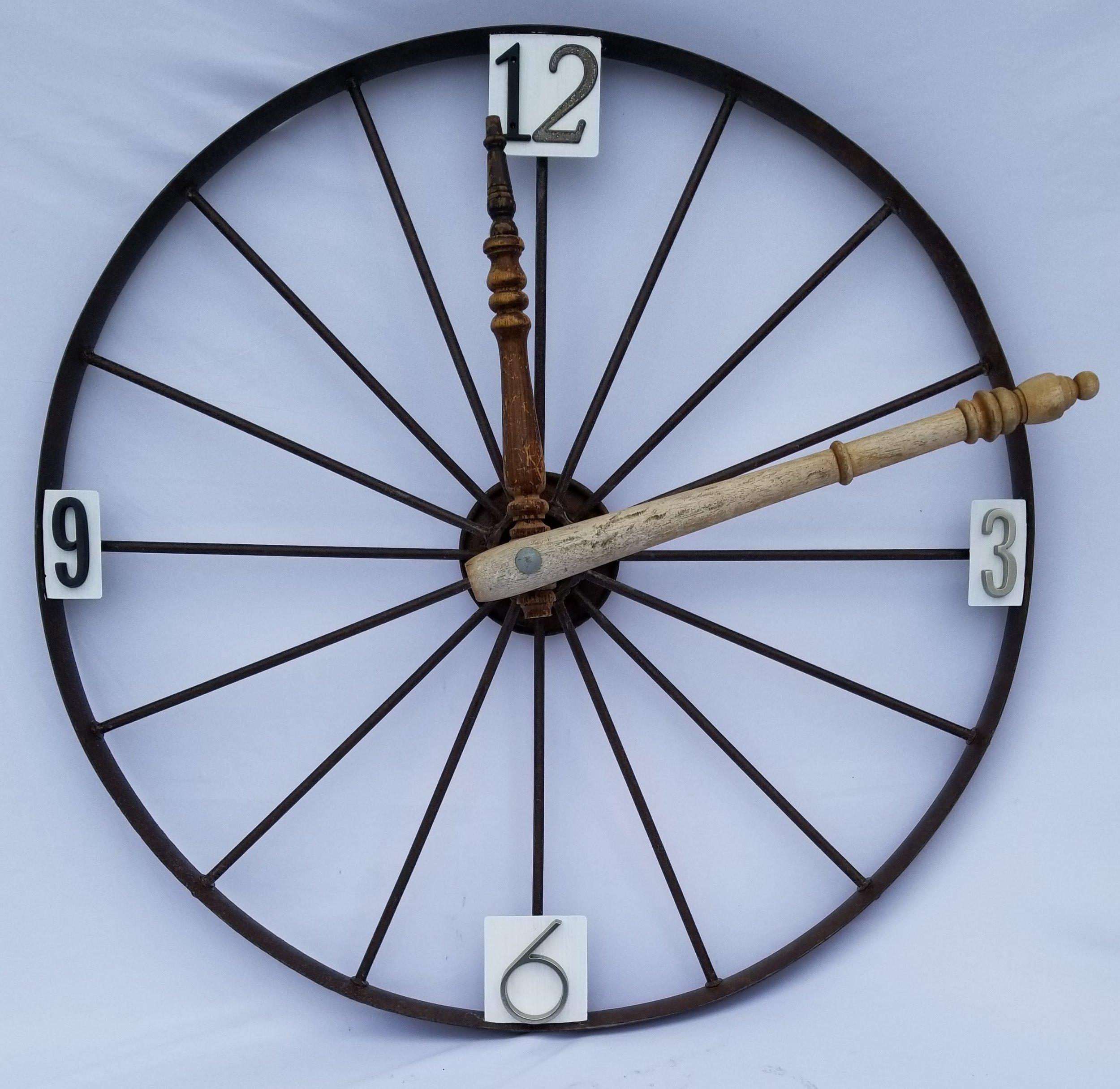 Clock Wheel I