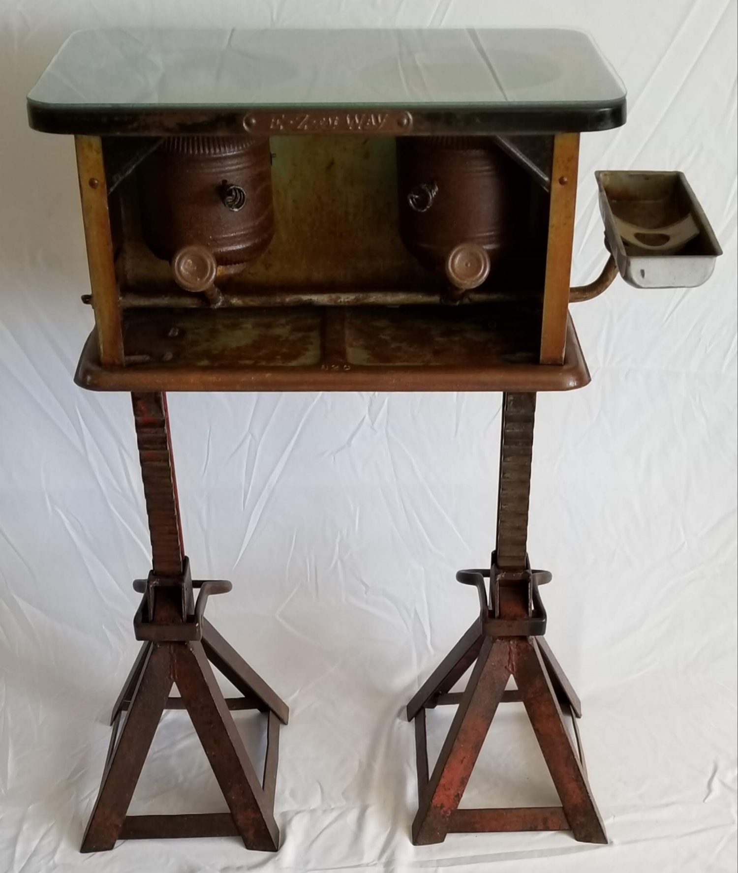 Stove End Table