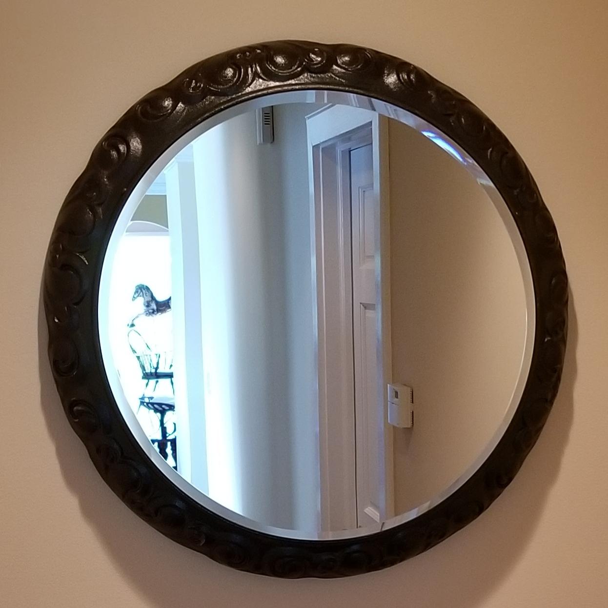 Large Stove Mirror