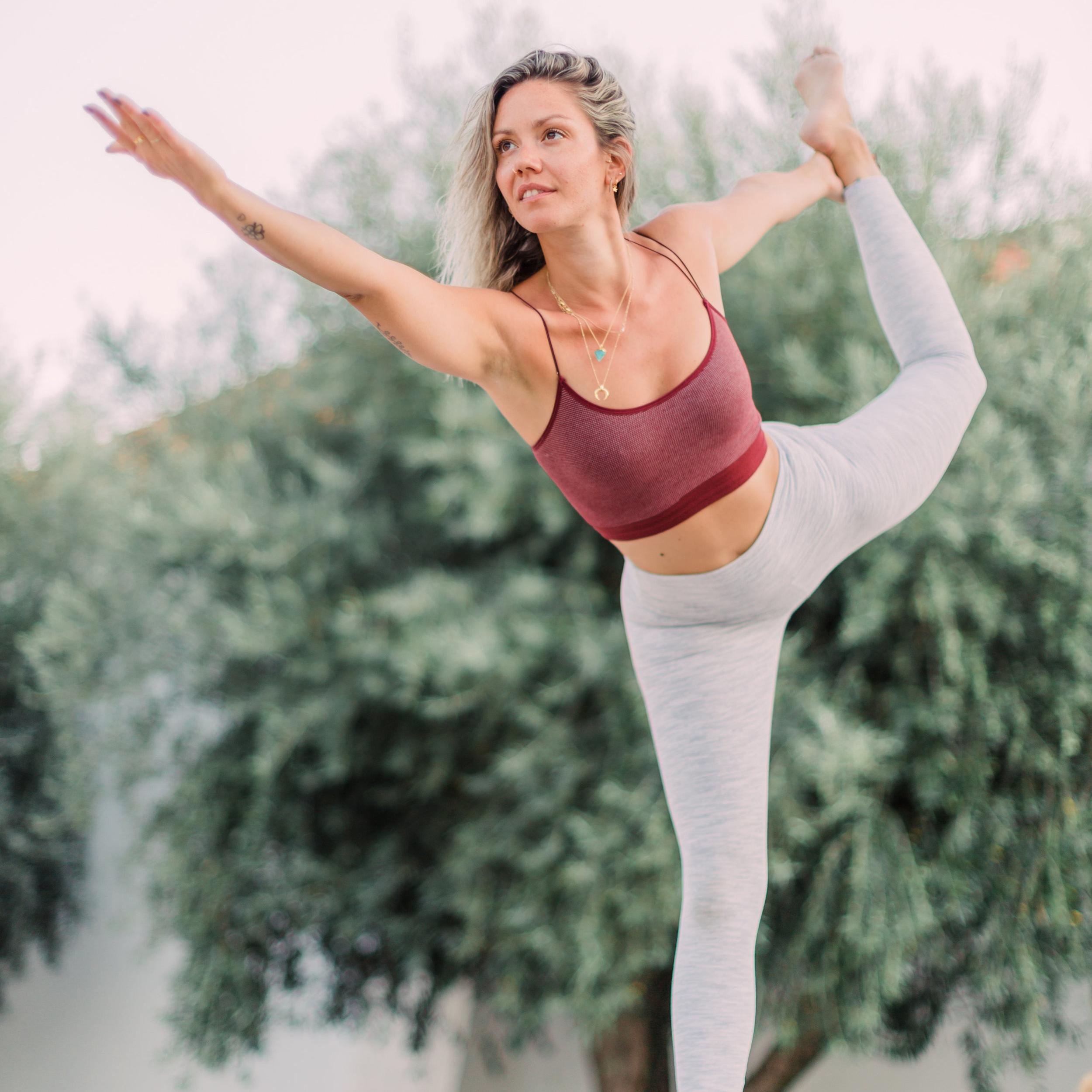Cami Vidal Yoga Teacher