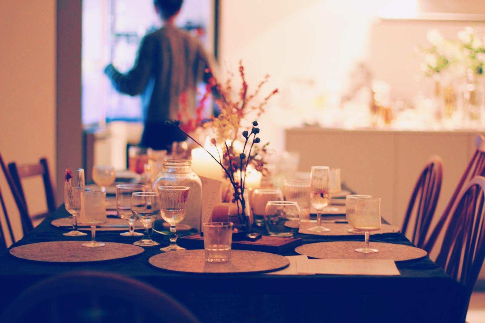 mindful supper club spring