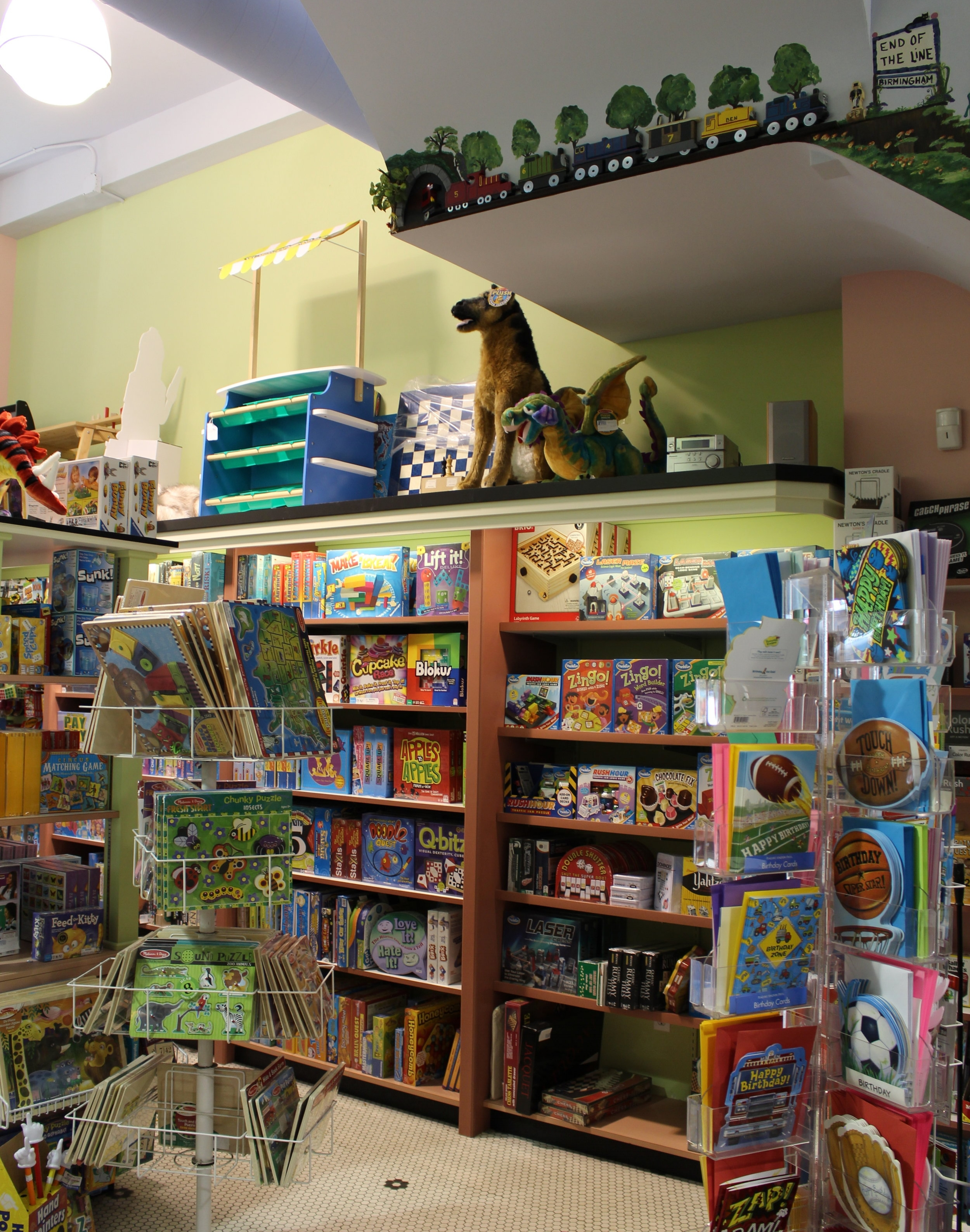 Find Everything You're Looking For - Our selection of toys is one of the largest in the Metro Detroit area. In our store, you can find all your kid's favorites. We are always up-to-date with the latest and greatest toys that they're sure to love.Learn more ➝