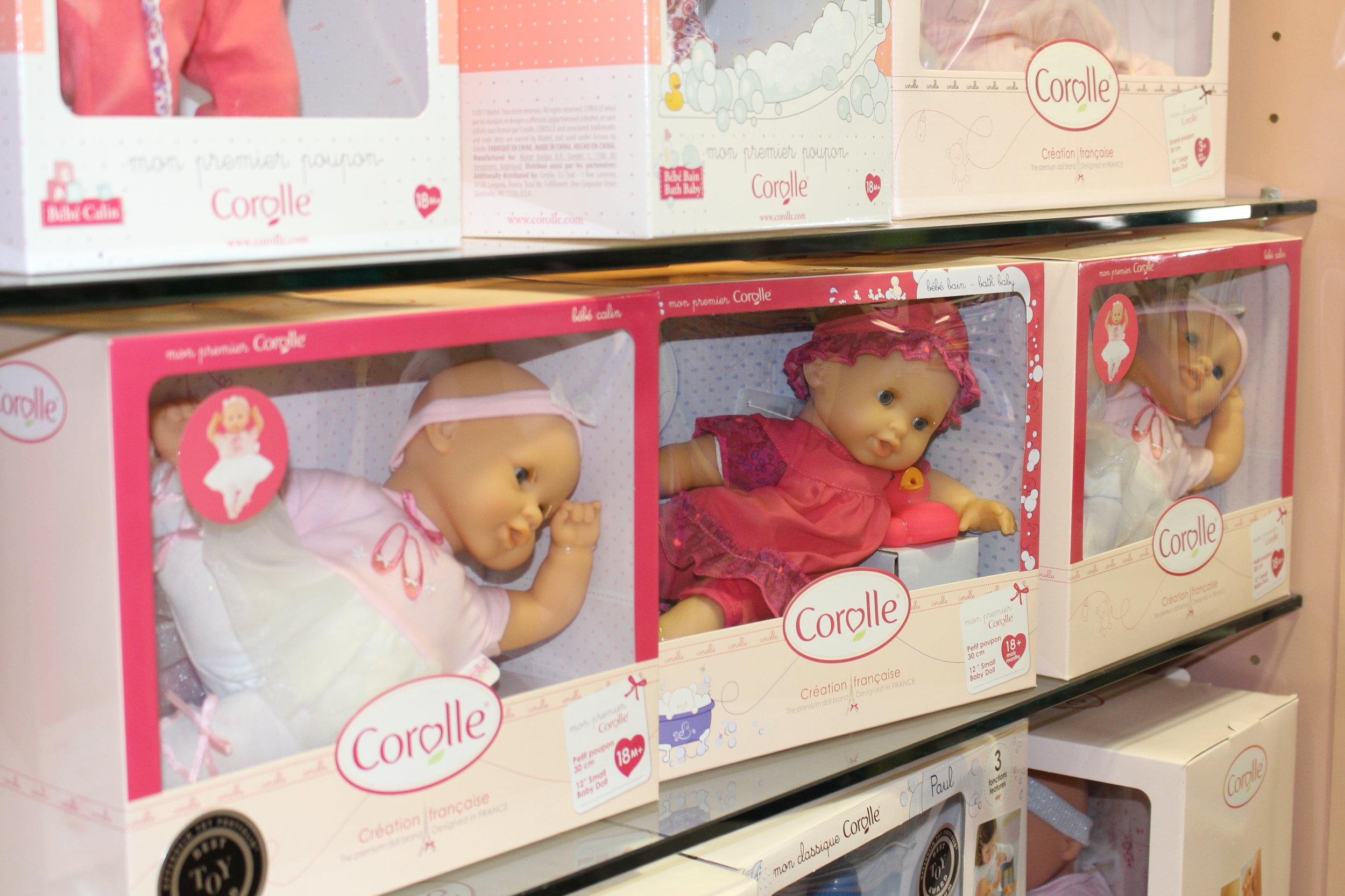 Corrolle Dolls Birmingham