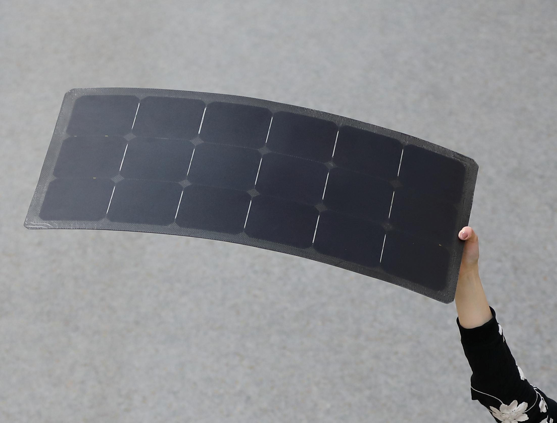 Structural Solar Panel (SSP)