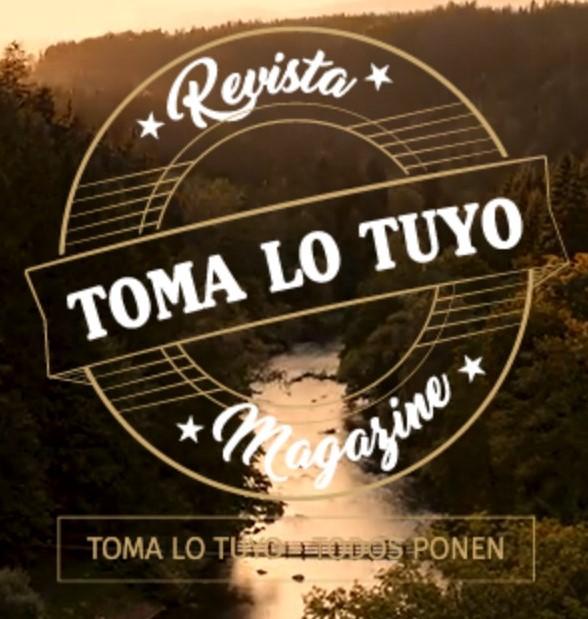 TOMO LO TUYO