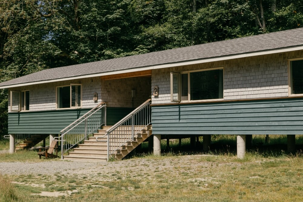 Cabins 3 & 4