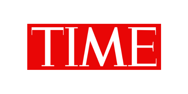 Logo for Time Magazine available for Borrowing at the Rochelle Park Free Public Library (1).png