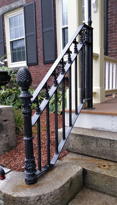FENCES & RAILINGS -