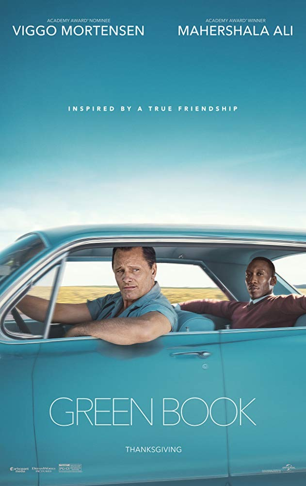 """Review of """"Green Book"""" at PFF27 - by Kathia Woods"""