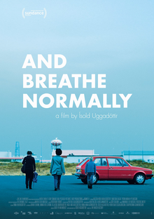 And Breathe Normallyby Kathia Woods -