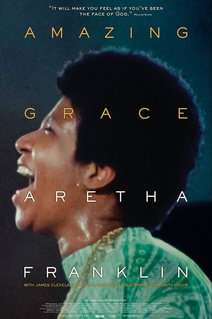 "Amazing Grace - by Kathia WoodsThis reviewer may be one of the biggest Aretha Franklin fans ever. It is unquestionable also that Franklin was the most important Female Artist of the 60's going into the 70''s. So naturally when it was announced that they would finally be releasing the concert film of "" Amazing Grace"" I was beyond excited. ""Amazing Grace"