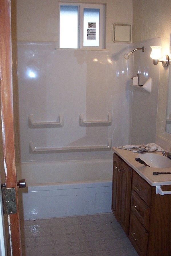 BATHROOM RENOVATION: AFTER