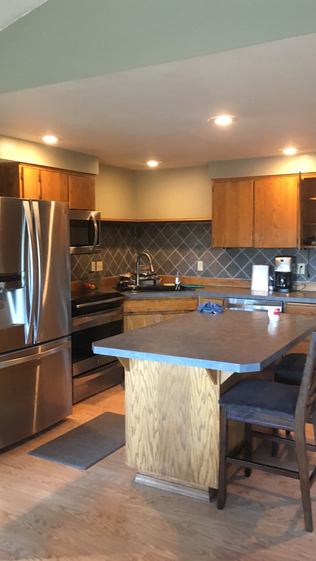 KITCHEN REMODEL: BEFORE