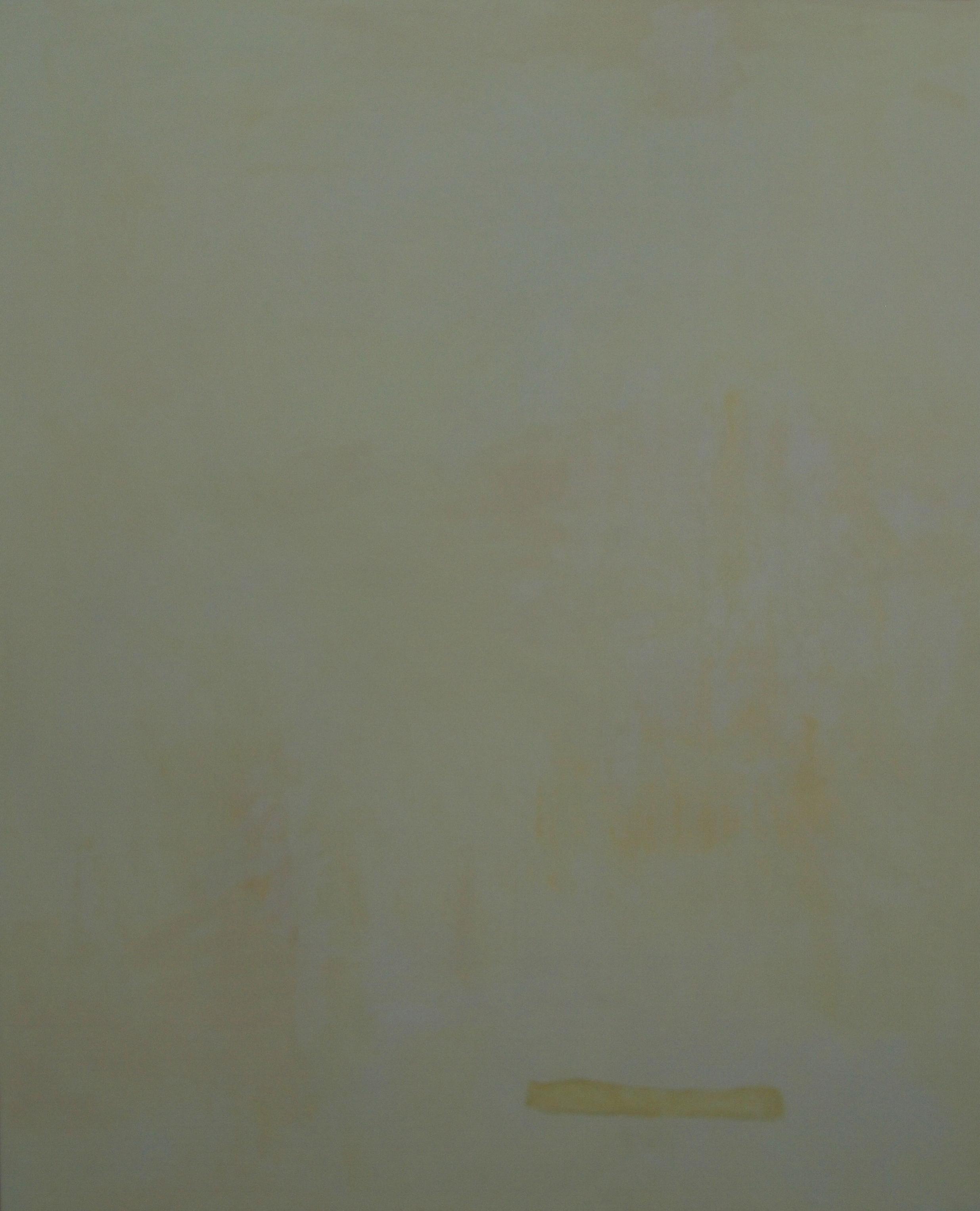 "Please Be Quiet Please, 2012, 60"" x 48"", oil on linen"
