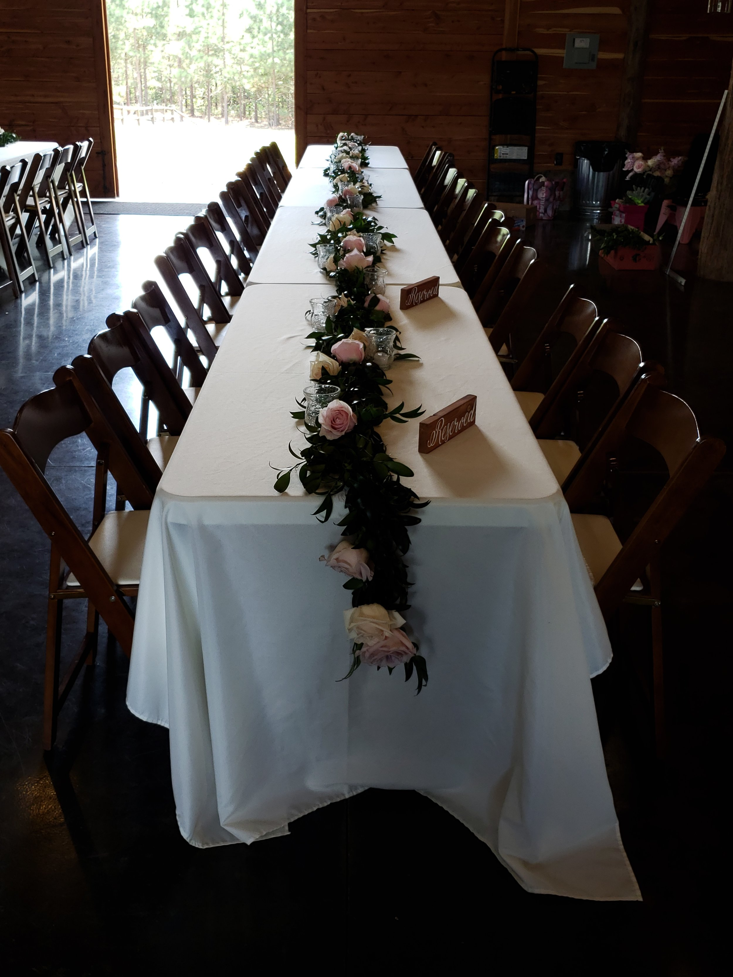 Wedding and Event  Inquiries -