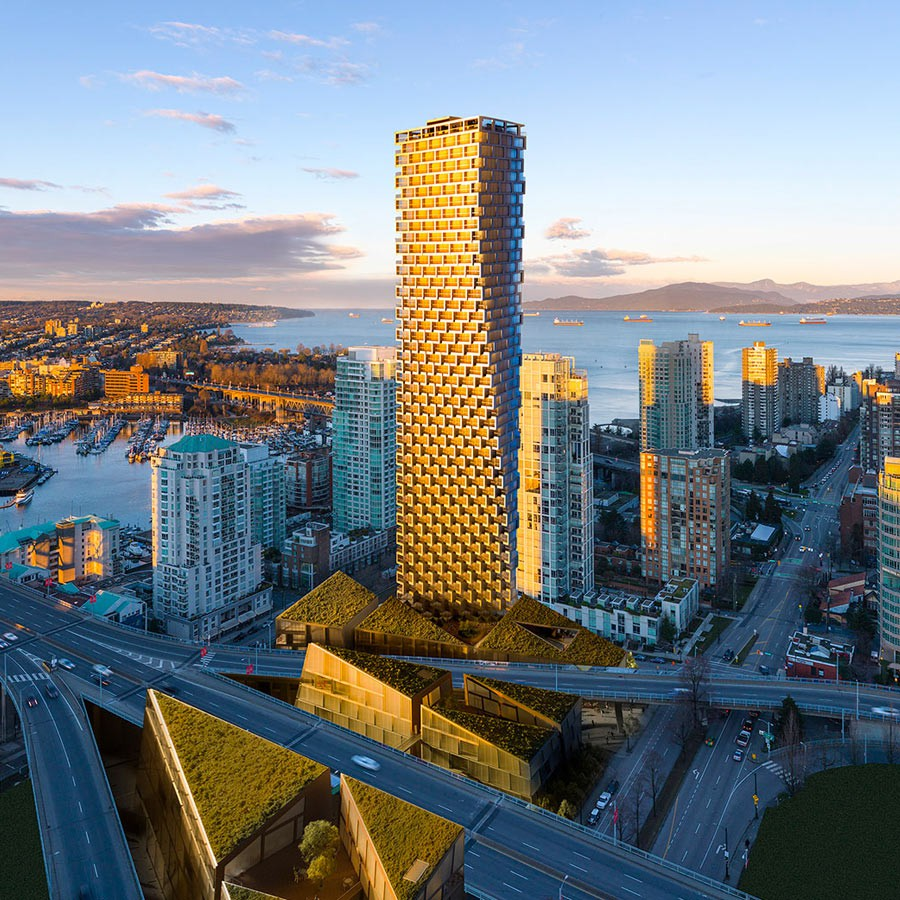 Vancouver House x6 penthouses - Coming Soon