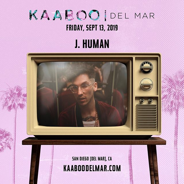 look. at. this. friggin. lineup. And that's just day 1. Come hang out with me at @kaaboodelmar 🧡🧡🧡 · Passes avail at kaaboodelmar.com #kaaboodelmar