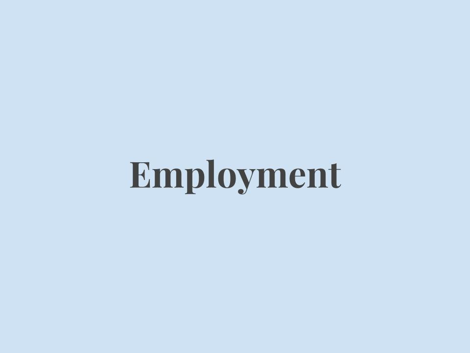We are not an employment agency, but we help employment for clients find jobs.  Currently, we are assisting newly arrived refugees with employment services. Our goal is to provide all the necessary support and preparation to ensure employment for refugees.