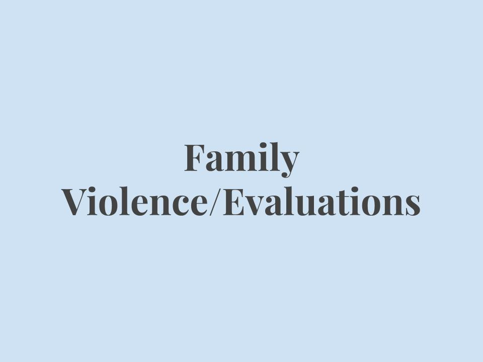Helping families involved in any legal conflicts that ensures no long-term harm in the court system.