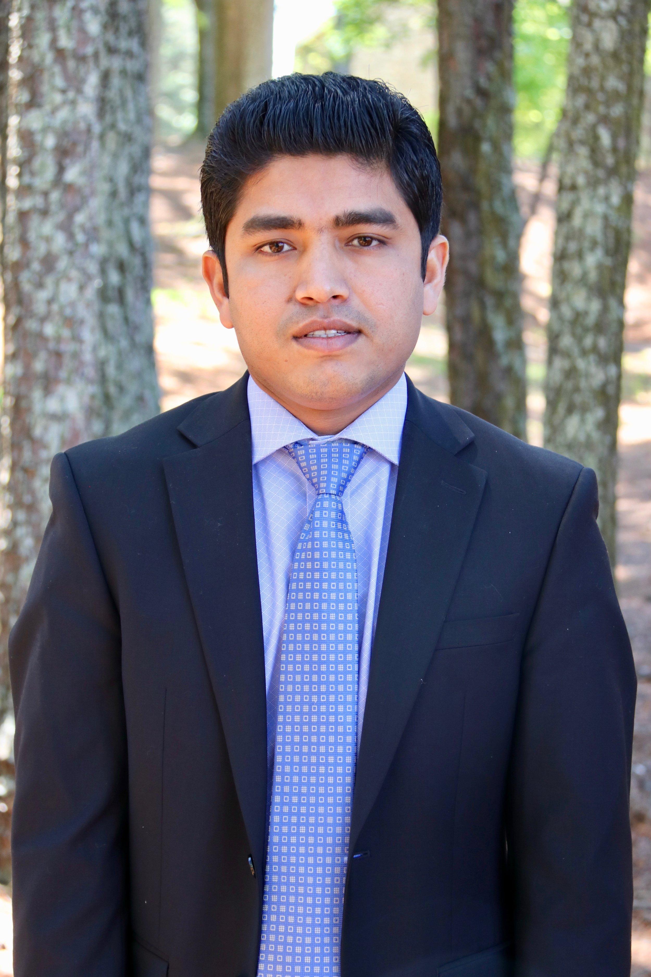 Ahsan Ullah - Deputy Secretary(404) 396-7719Serving the (BRCG) organization since January 2018.