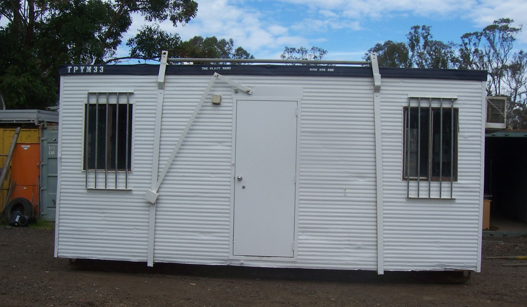 Office Shed Hire
