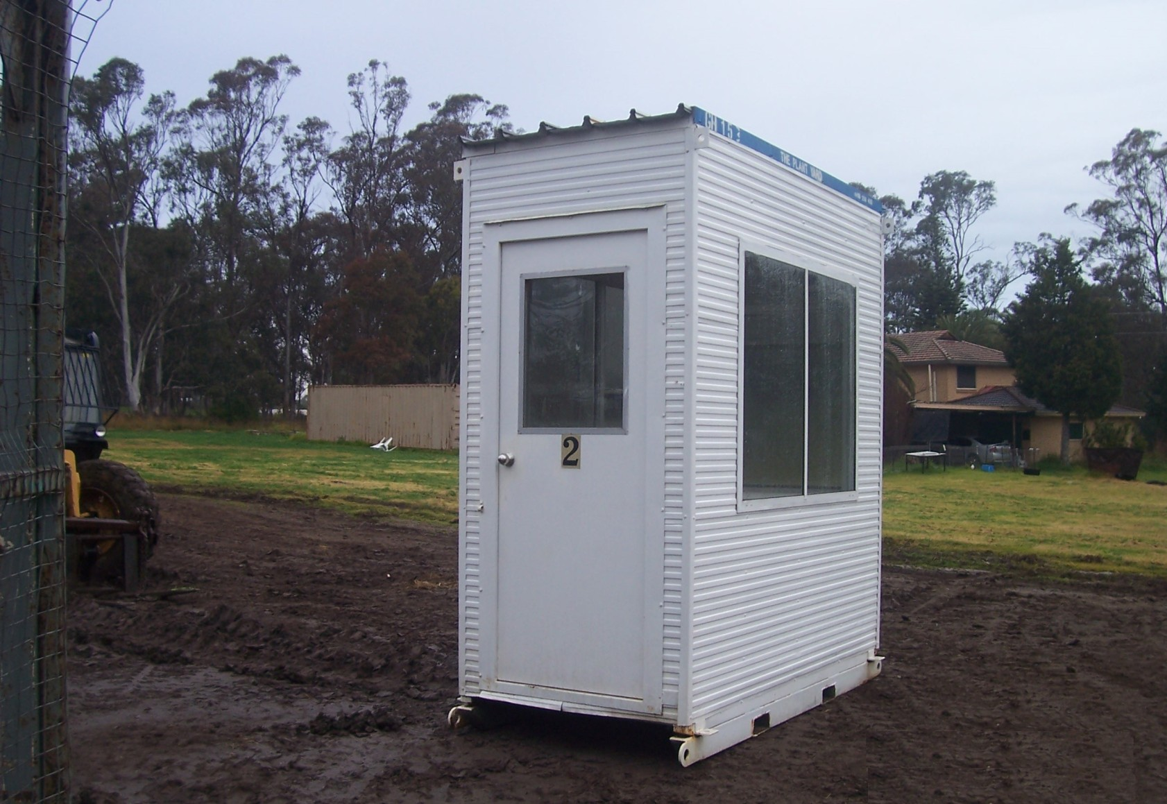 Portable Security Gate House Booth Hire Sydney.JPG