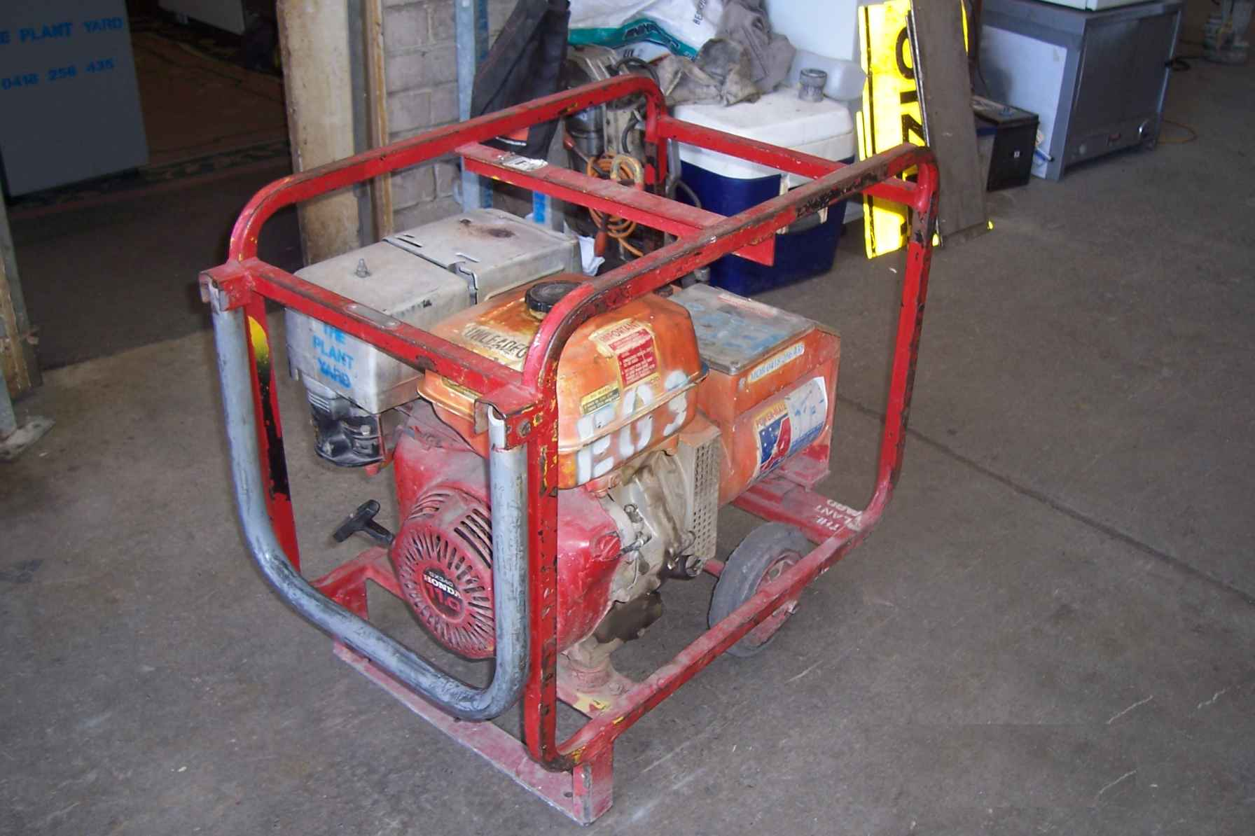 Electric Generator hire.JPG