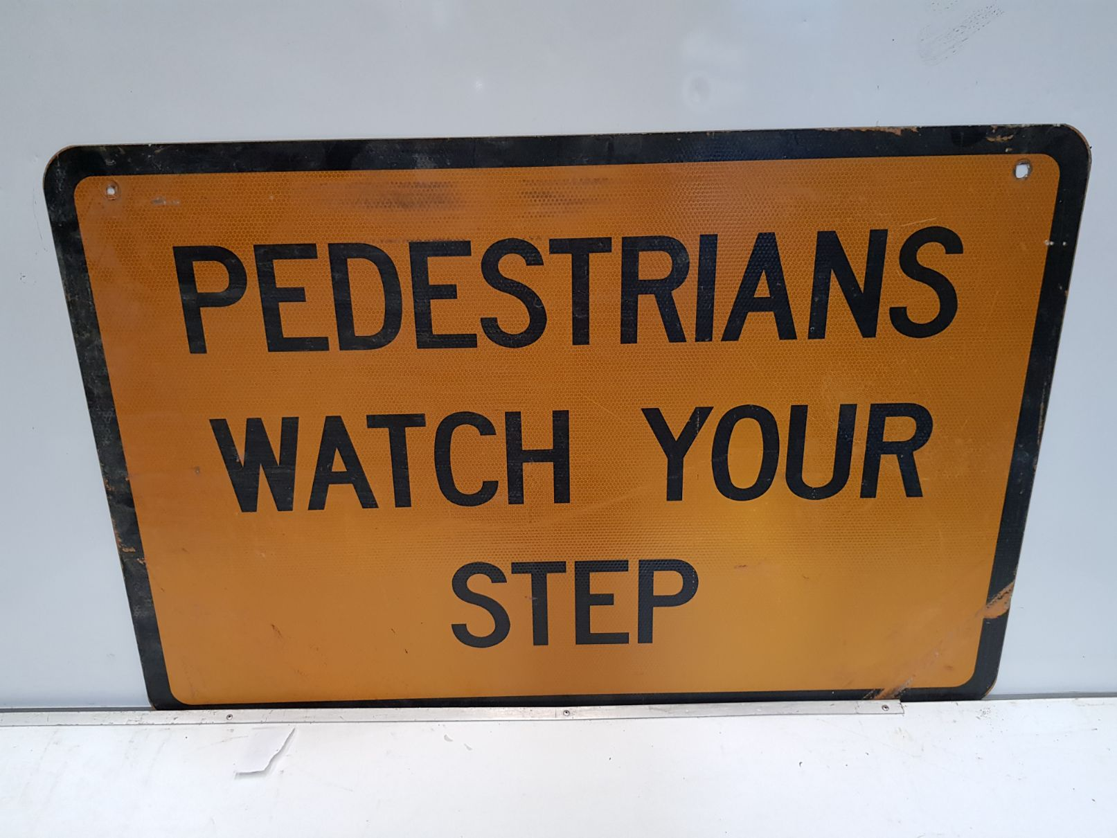 Pedestrians Watch Your Step Boxed Edge Sign (2).jpg