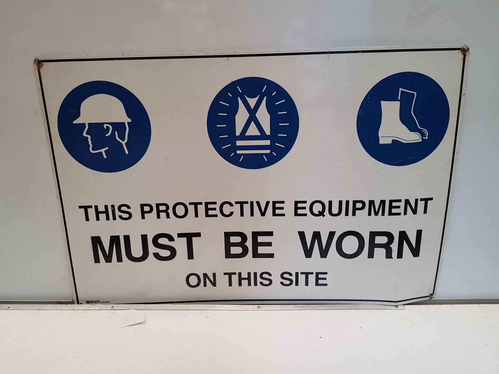This Protective Equipment Must Be Worn On This Site Sign.jpg