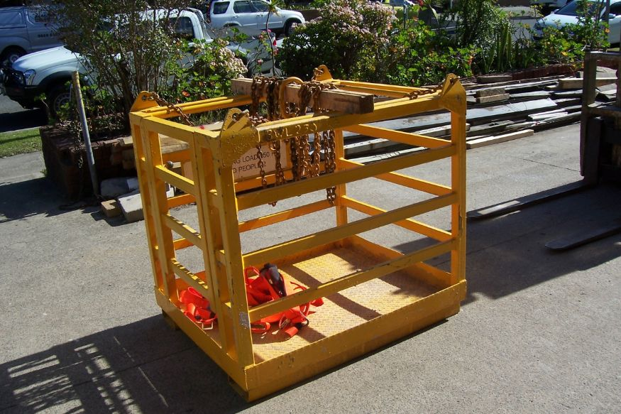 Crane Work Box Hire