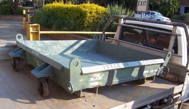 Concrete Wash Out Bin 144   Size - 1460 x 1460 x 250 mm Capacity - 0.51 cubic m
