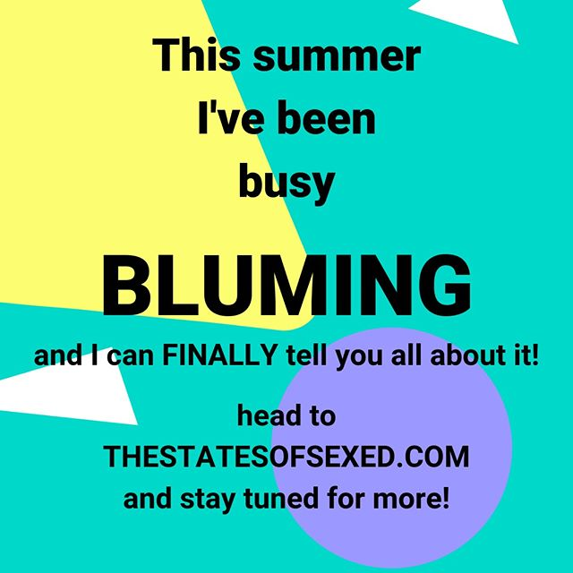 THESTATESOFSEXED.com⠀⠀⠀⠀⠀⠀⠀⠀⠀ PRESENTED BY BLUME⠀⠀⠀⠀⠀⠀⠀⠀⠀ ⠀⠀⠀⠀⠀⠀⠀⠀⠀ WE'RE TAKING ACTION⠀⠀⠀⠀⠀⠀⠀⠀⠀ JOIN US⠀⠀⠀⠀⠀⠀⠀⠀⠀ IN GETTING 3 MILLION YOUNG PEOPLE THE SEX EDUCATION THEY DESERVE⠀⠀⠀⠀⠀⠀⠀⠀⠀ LET'S MAKE 2020 THE YEAR SEX ED MATTERS!⠀⠀⠀⠀⠀⠀⠀⠀⠀ .⠀⠀⠀⠀⠀⠀⠀⠀⠀ and HUGE thank you to everyone at @blume for believing in me and working day and night to make this happen!⠀⠀⠀⠀⠀⠀⠀⠀⠀ .⠀⠀⠀⠀⠀⠀⠀⠀⠀ #thestatesofsexed #bluming #blume #meetblume #sexedmatters #2020 #2020theyearsexedmatters #sexualhealthwithdee
