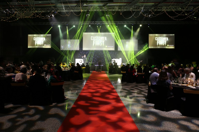 Audio Visual  Hire for Award Show