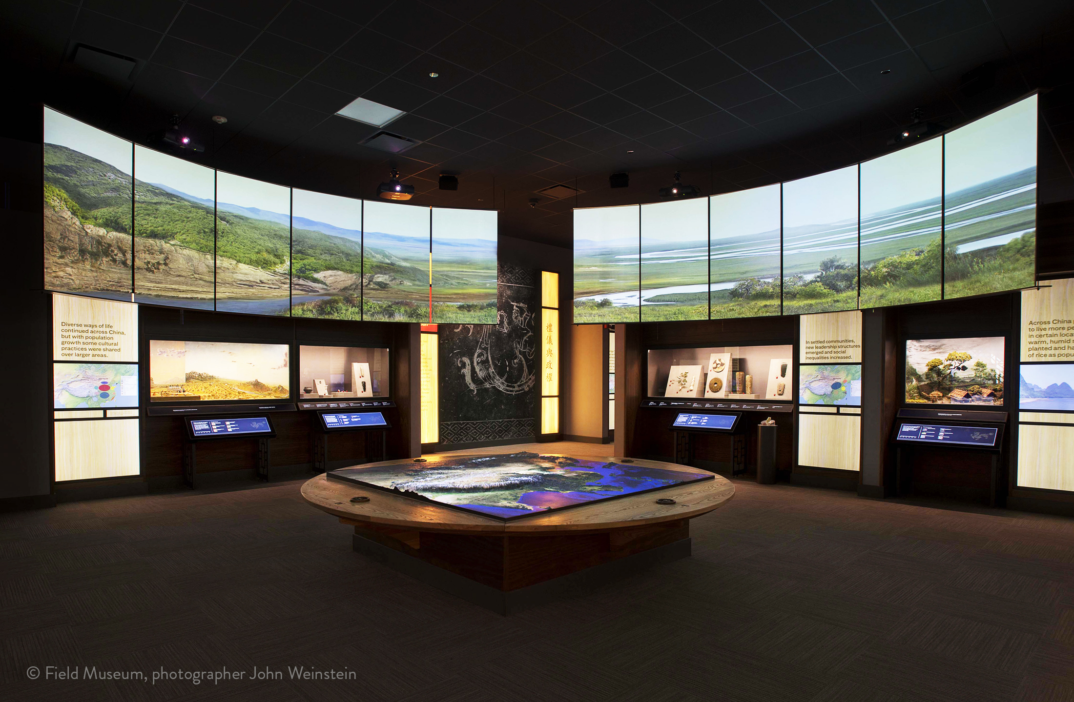 LANDSCAPES OF NEOLITHIC CHINA - Field Museum - 2015