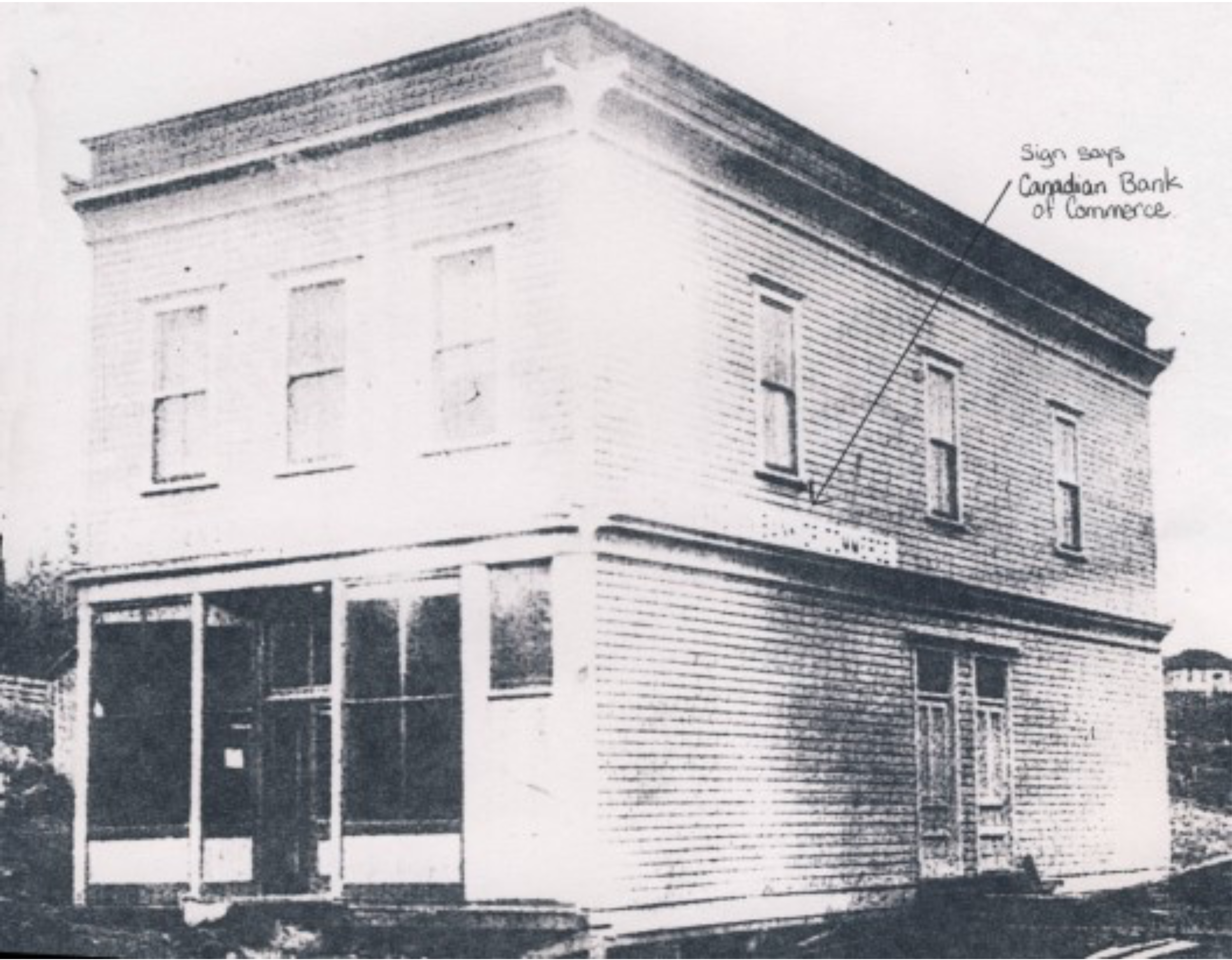 The new lodge built in 1895