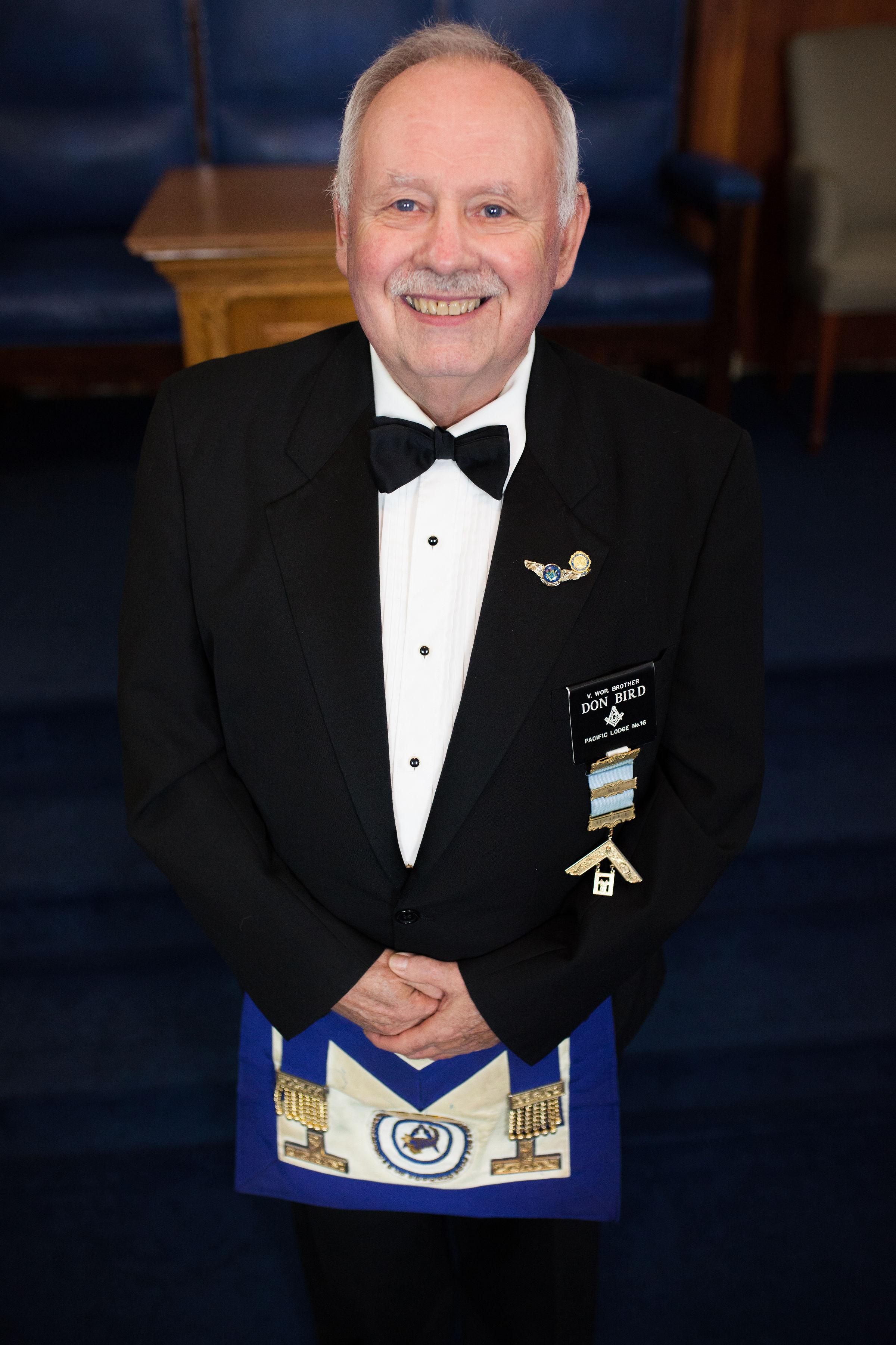 Historian - V.W. Bro. Don Bird