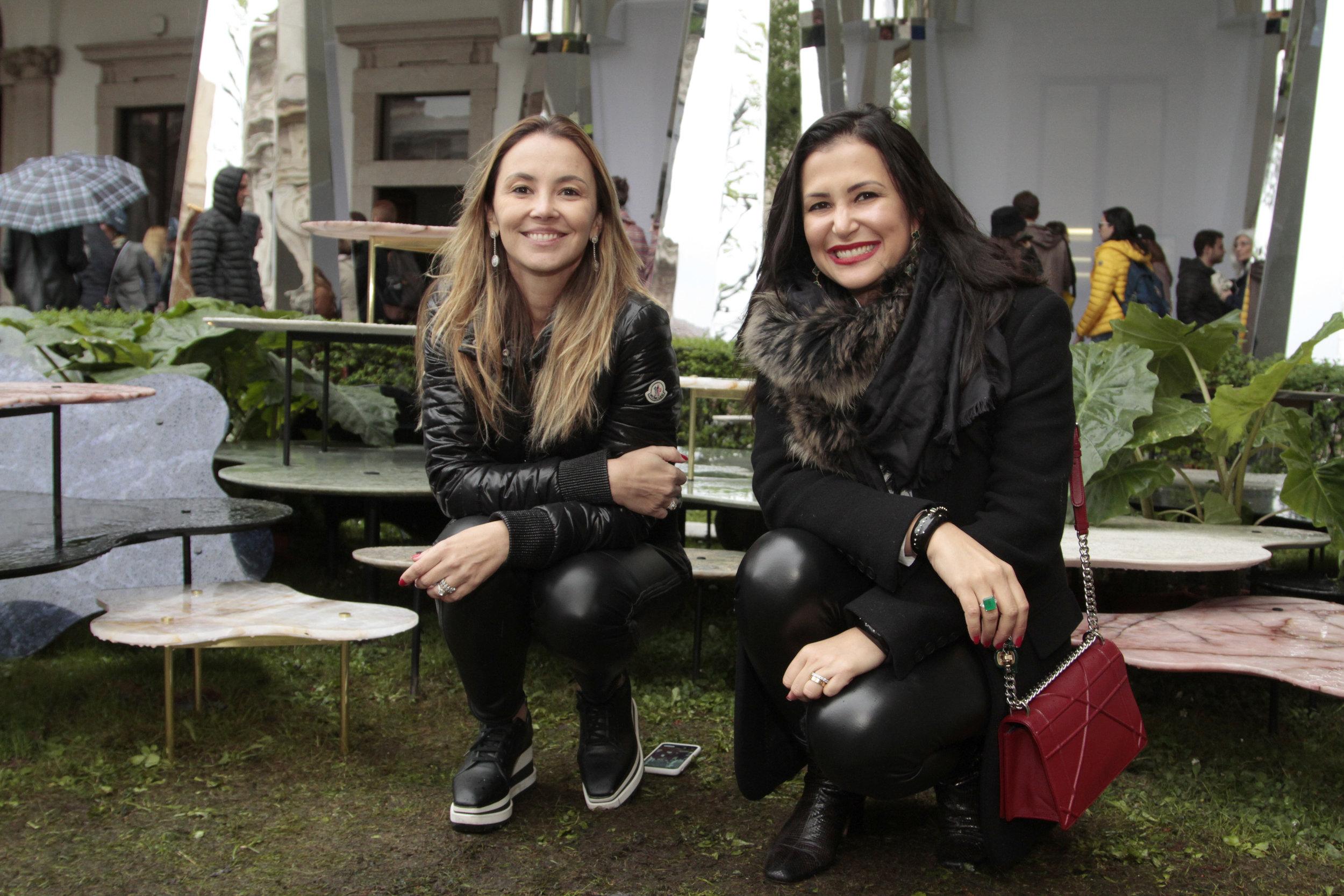 Erika e Vivian Coser