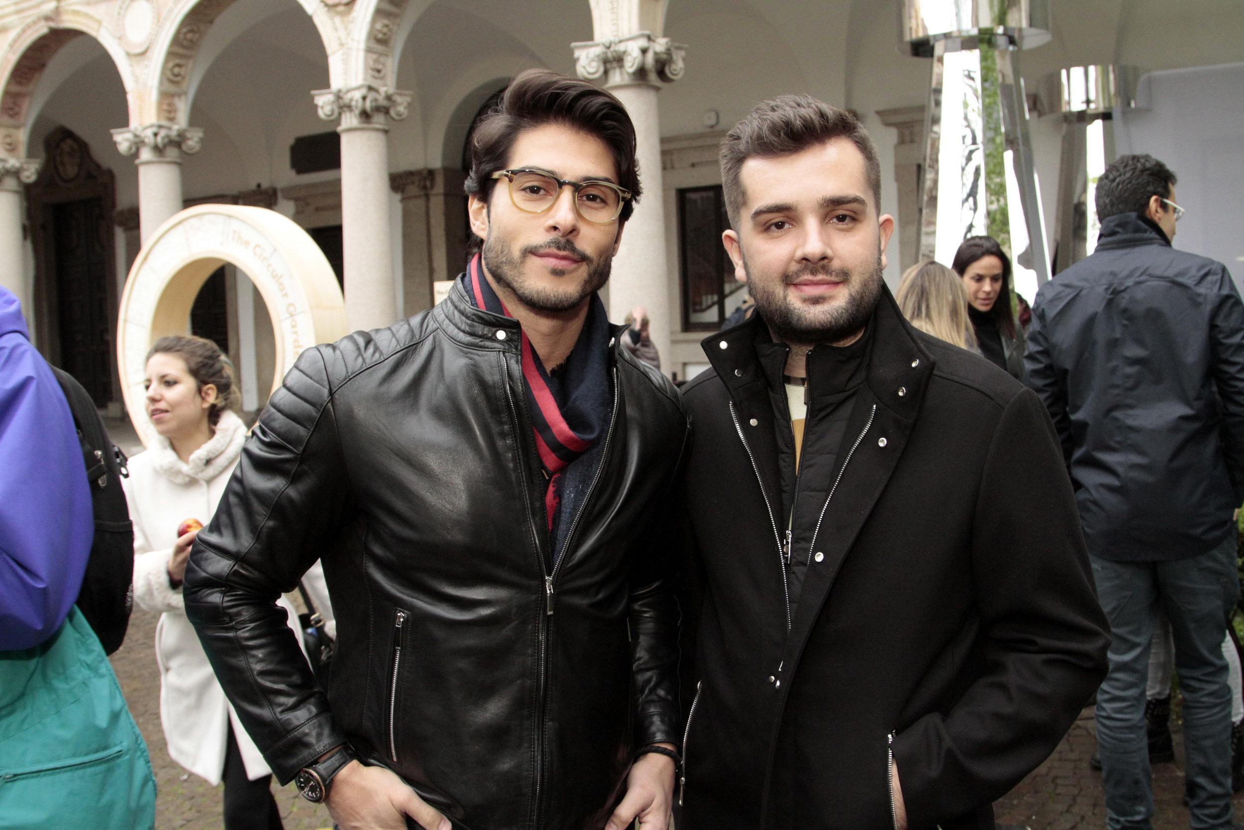 Bruno Santos e Danilo Pierozzi