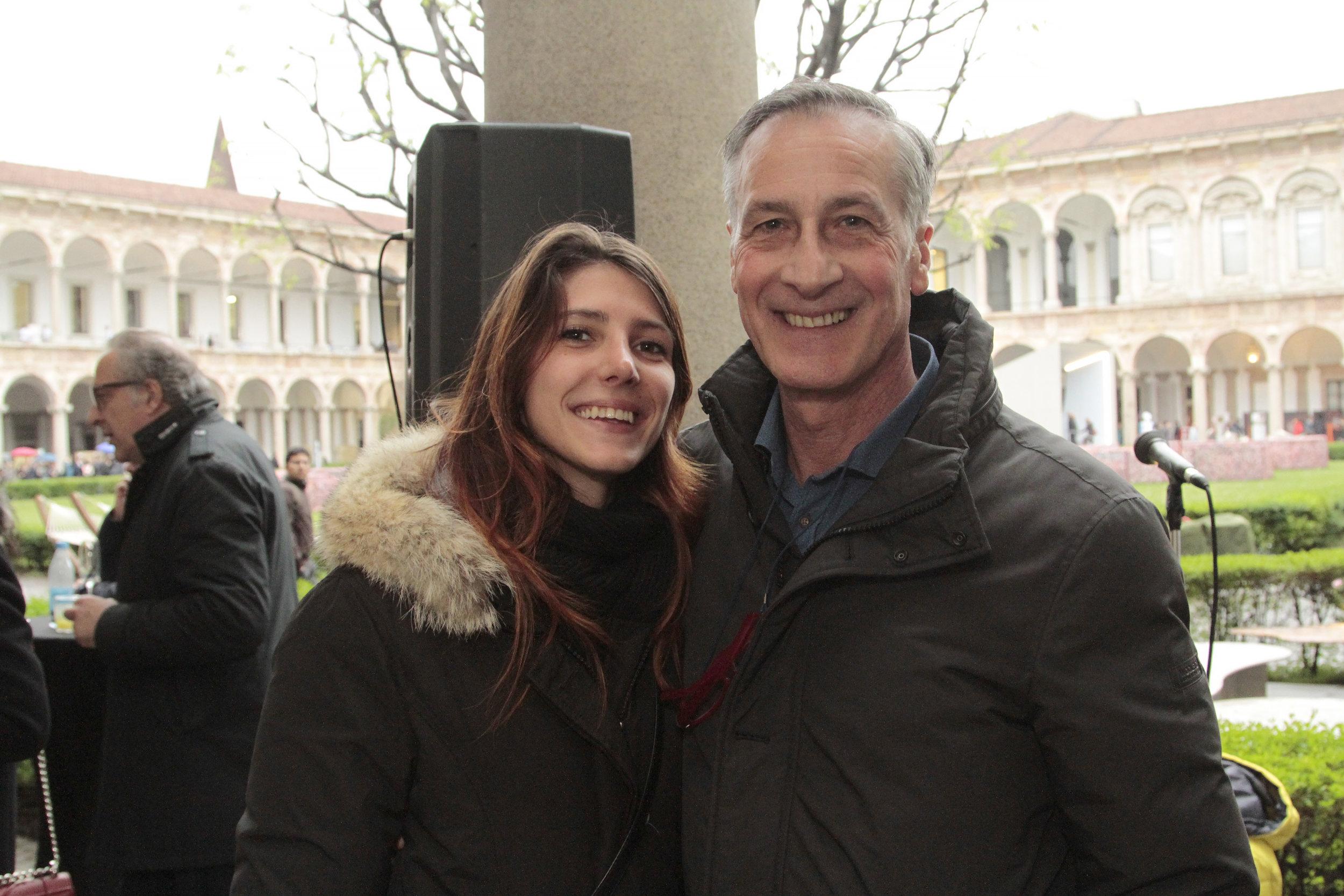 Beatrice e Giuseppe Bosco