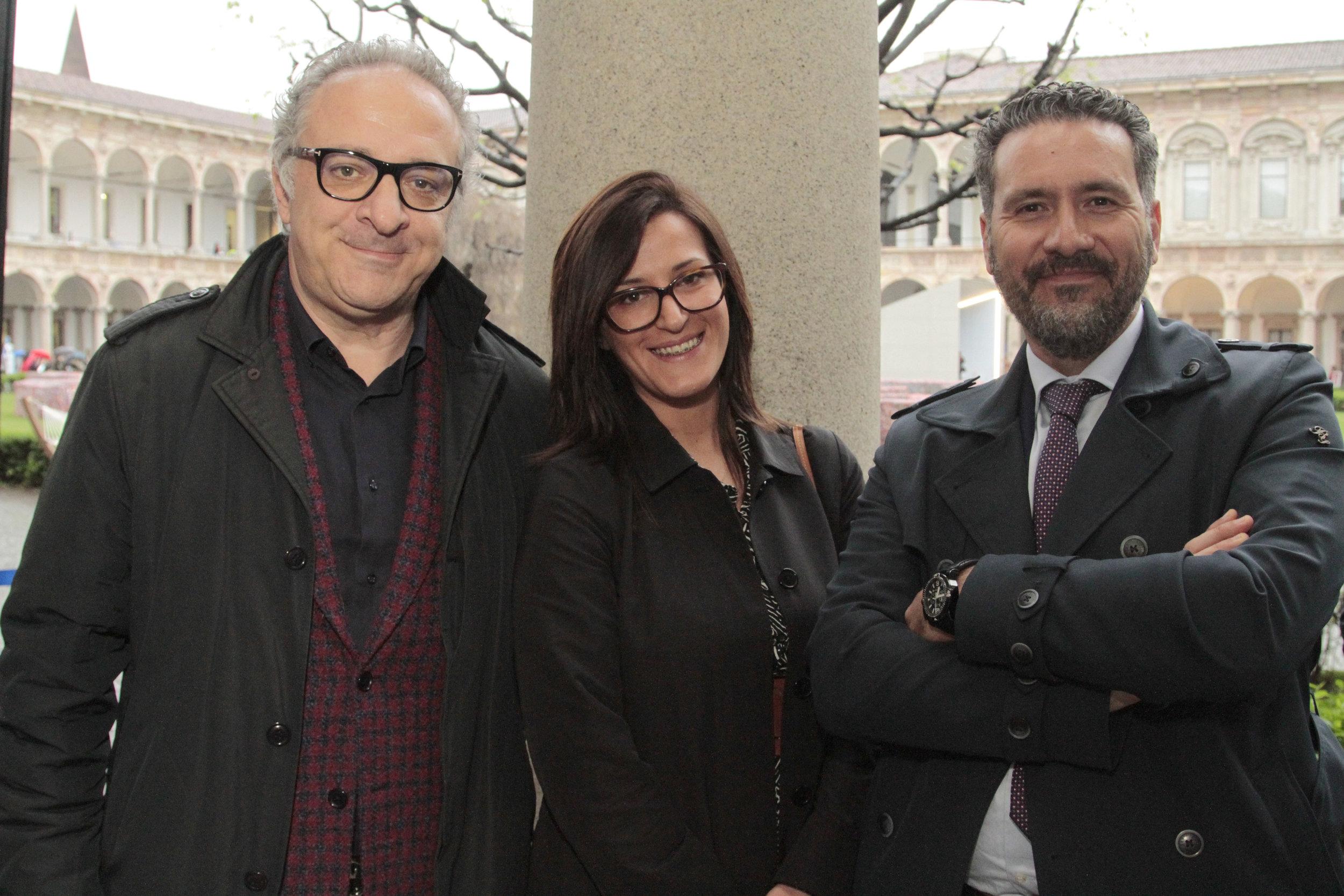 Diego D'ermoggine, Rotunno Cristina e Felice Iorio