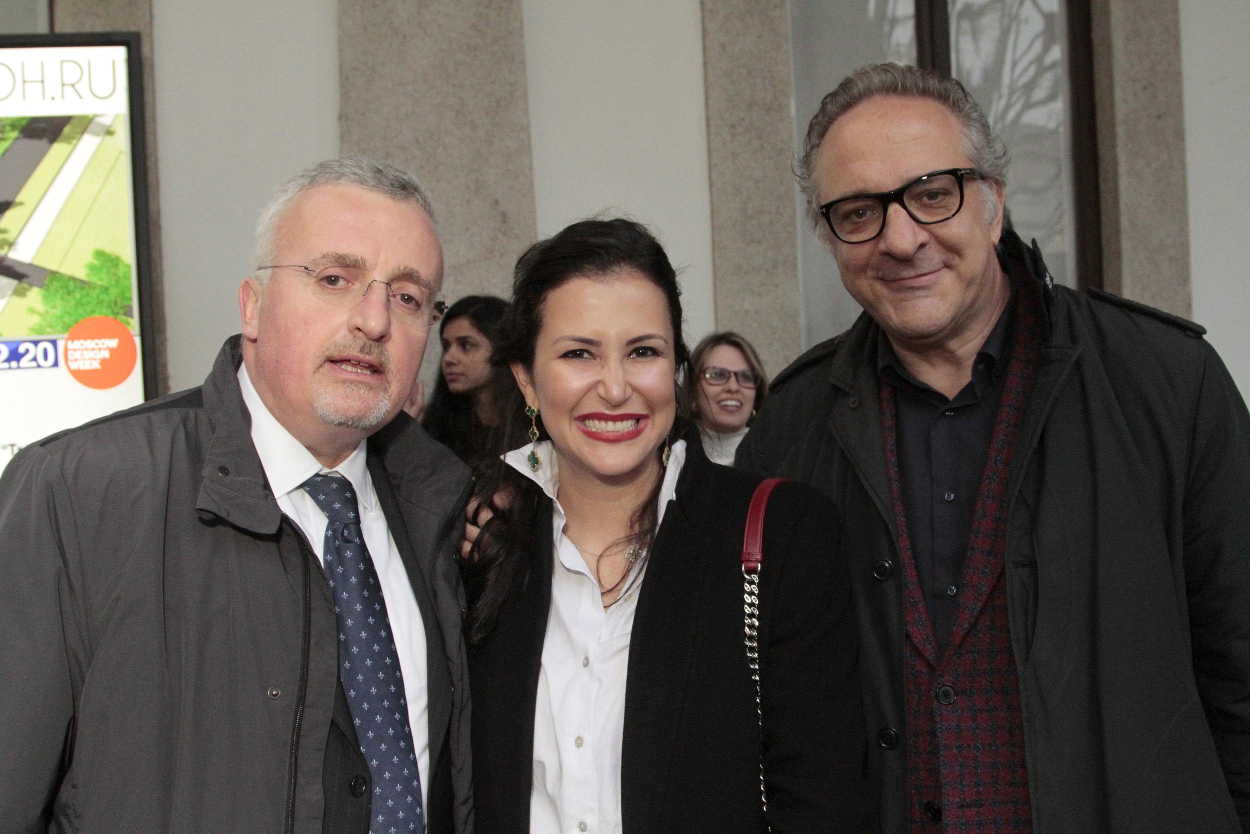 Silvio Gori, Vivian Coser e Diego D'ermoggine