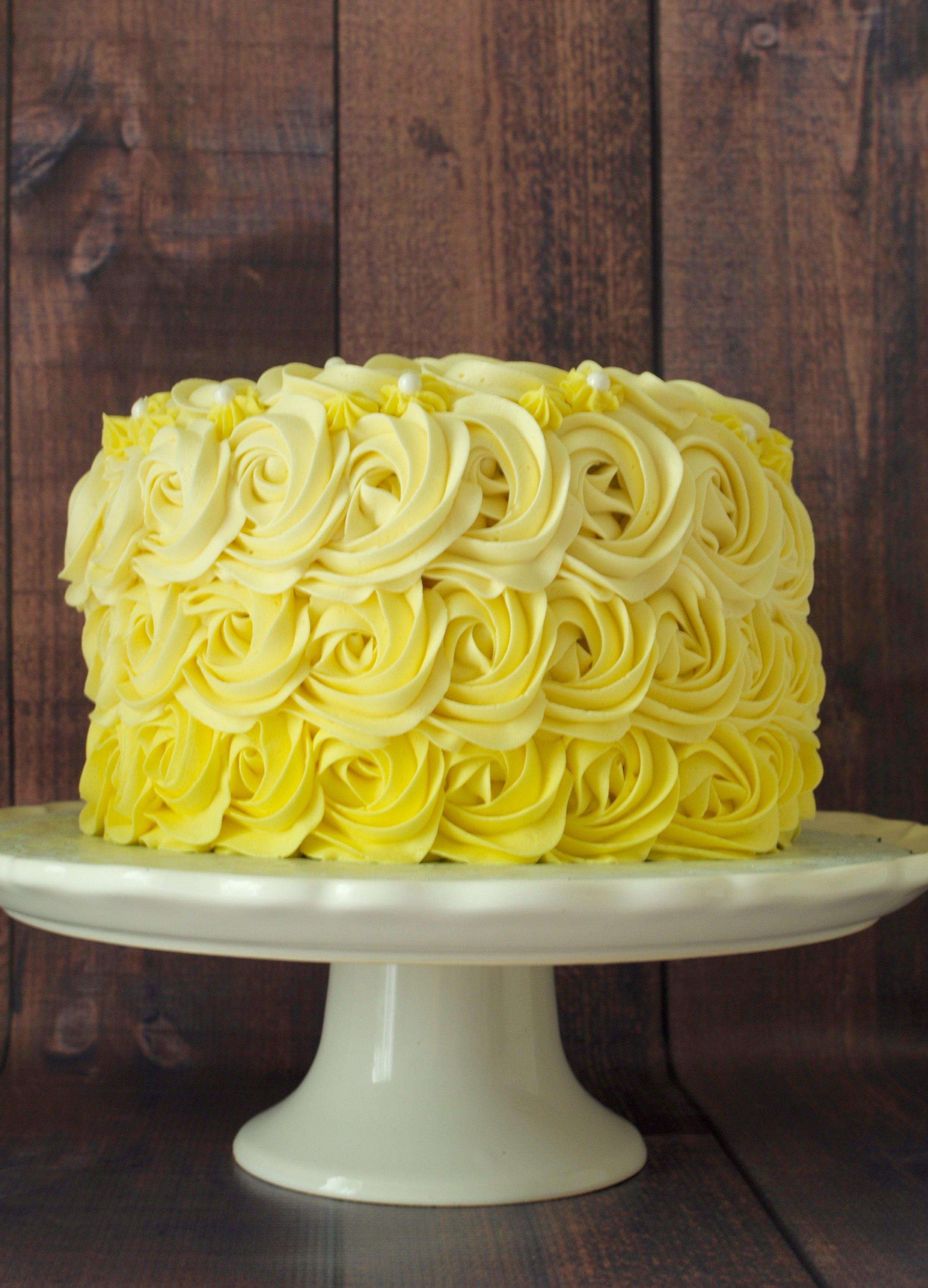 Rosette Cake ($27-$70)