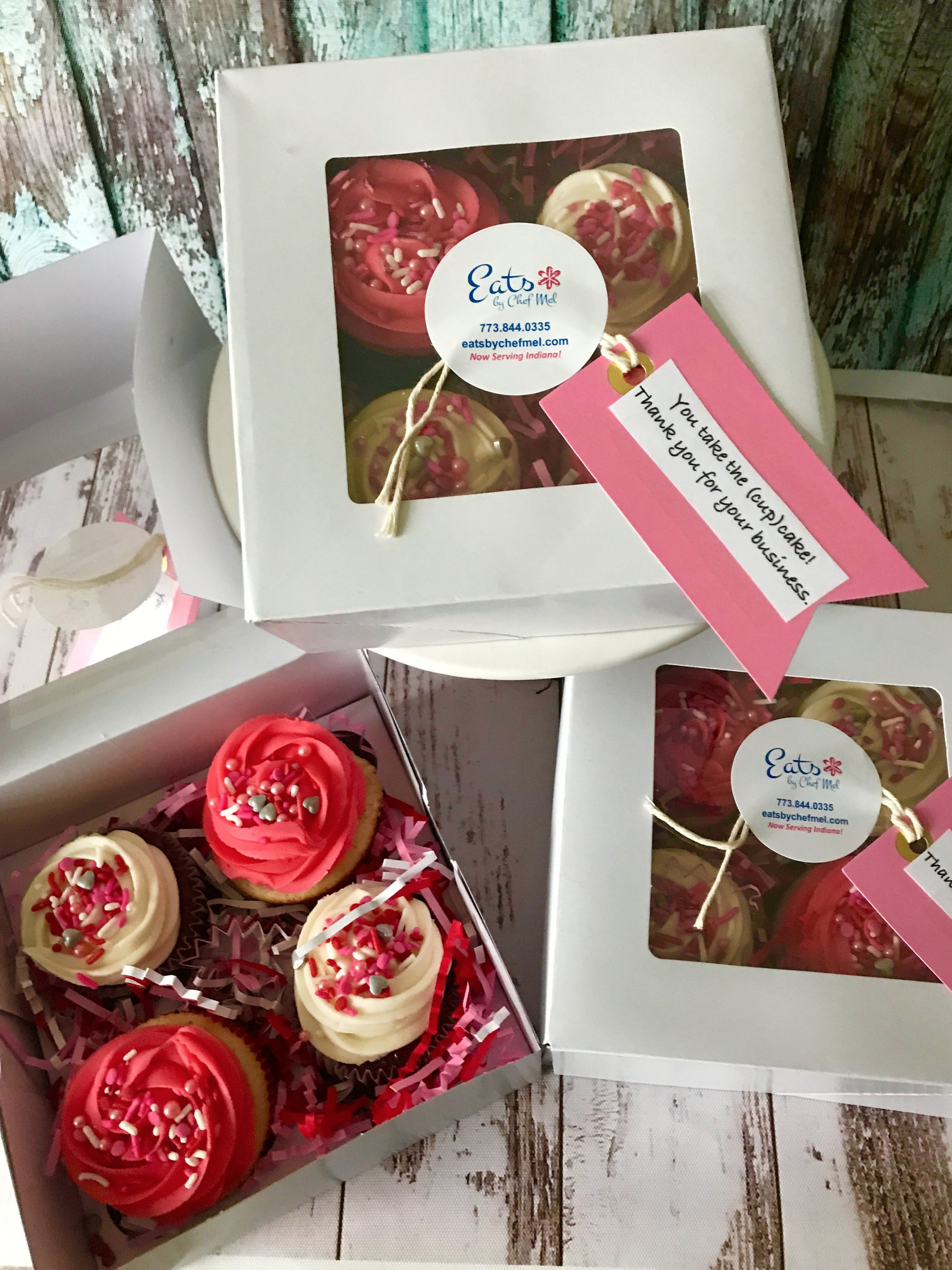 """Pop-By Gift Boxes for your clients are a perfect way to say """"Thank You!"""" ($10/box (10 box minimum))"""