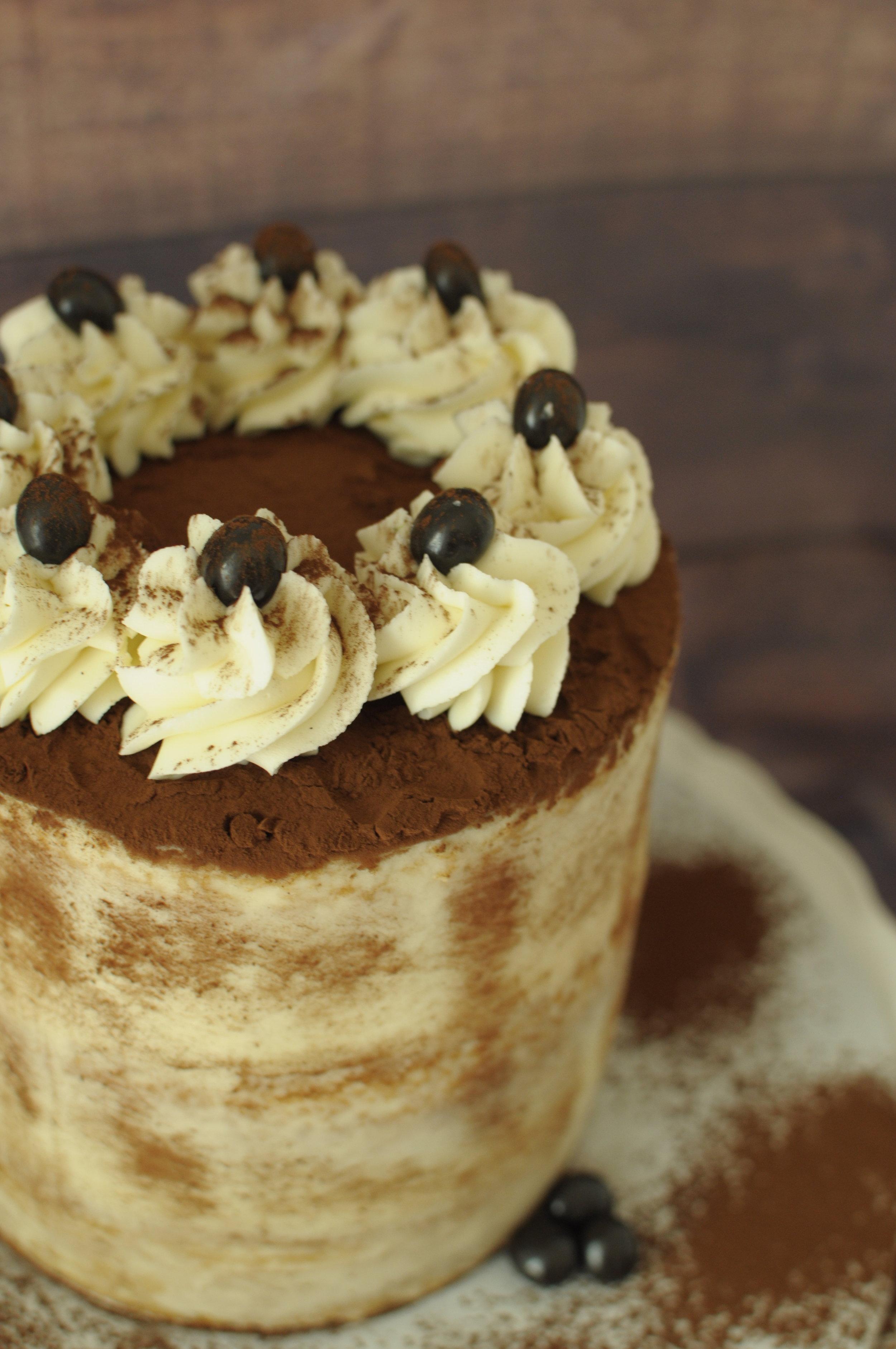 Tiramisu Cake ($60-$75)