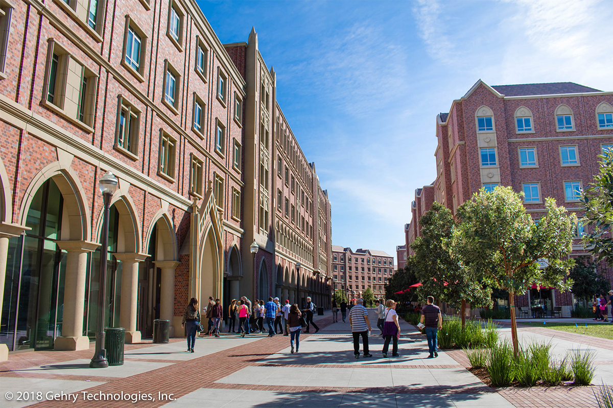 USC University Village - Los Angeles, CAUniversity of Southern California
