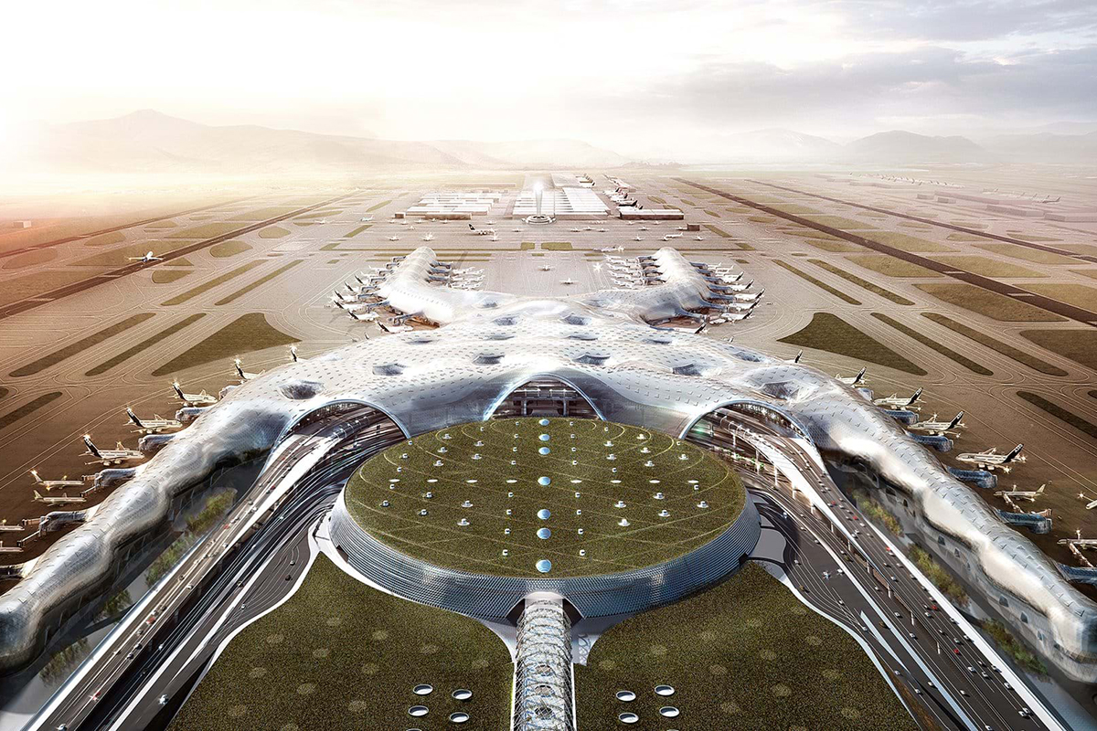 New International Airport Mexico City - Mexico City, MexicoFR-EE