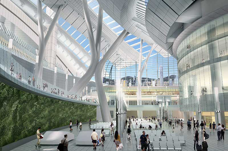 West Kowloon Terminus - Hong KongLaing O'Rourke