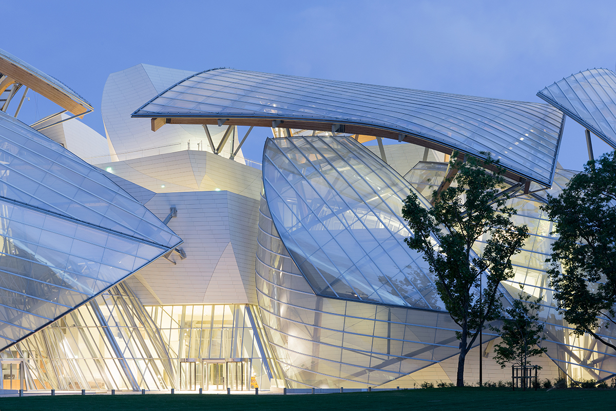 Louis Vuitton Foundation - Paris, FranceGehry Partners